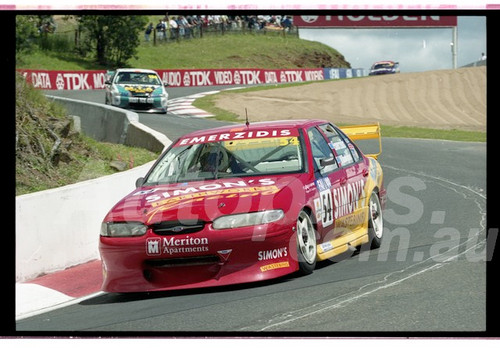 Bathurst FIA 1000 15th November 1999 - Photographer Marshall Cass - Code 99-MC-B99-014