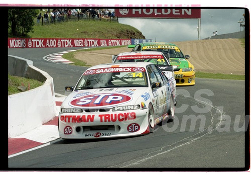 Bathurst FIA 1000 15th November 1999 - Photographer Marshall Cass - Code 99-MC-B99-018