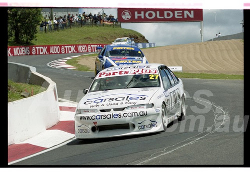 Bathurst FIA 1000 15th November 1999 - Photographer Marshall Cass - Code 99-MC-B99-020