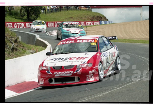 Bathurst FIA 1000 15th November 1999 - Photographer Marshall Cass - Code 99-MC-B99-023
