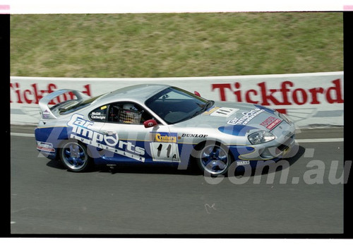 Bathurst FIA 1000 15th November 1999 - Photographer Marshall Cass - Code 99-MC-B99-045