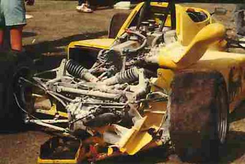 88507 - N. Israel Magnum F2 - Amaroo 1988