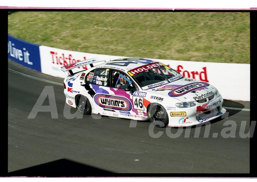 Bathurst FIA 1000 15th November 1999 - Photographer Marshall Cass - Code 99-MC-B99-1287
