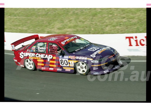 Bathurst FIA 1000 15th November 1999 - Photographer Marshall Cass - Code 99-MC-B99-1292