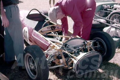 62033 - Ron Morris Elfin Climax - Lowood 1962- Jim Bertram Collection