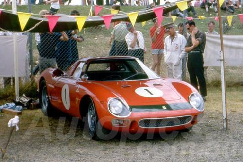 65582 - Ferrari 250 LM - Sandown 1965 - Jim Bertram Collection