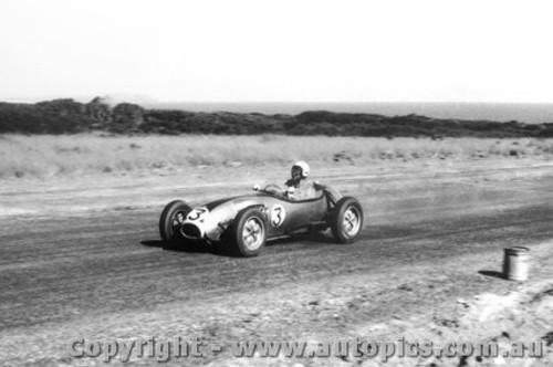 58531 -  Ern Tadgell - Lotus 12 / Sabakat - Phillip Island 1958