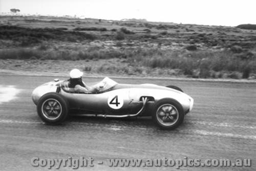 59511 - Ern Tadgell - Lotus 12 / Sabakat - Phillip Island 1959