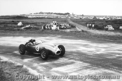 59512 - Ern Tadgell - Lotus 12 / Sabakat - Phillip Island 1959