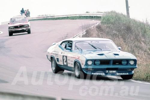 76216 -  John Goss / Jim Richards, Falcon XB GT  -  Bathurst 1976 - Photographer Wayne Franks