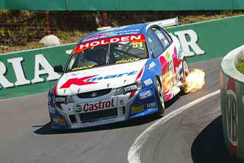 203701 - G. Murphy / R. Kelly - Holden Commodore - Bathurst Winner 2003 - Photographer Craig Clifford