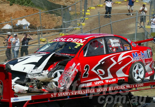 206709 - Mark Skafe & Garth Tander Holden VZ Commodore - Bathurst 2006