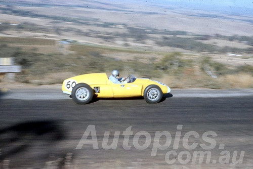 60114 - A. Miller, Cooper Climax - Bathurst 3rd October 1960 - Photographer Jeff Harrop
