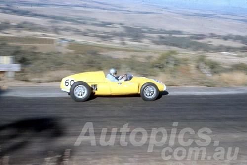 60114 - A. Miller, Cooper Climax - Bathurst 3rd October 1960 - Photographer Jeff Harrop