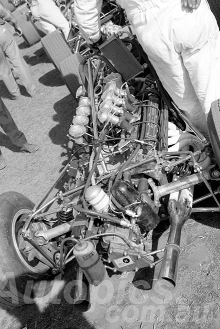 69682 - John Harvey, Brabham Repco V8 1969 - Photographer John Lindsay
