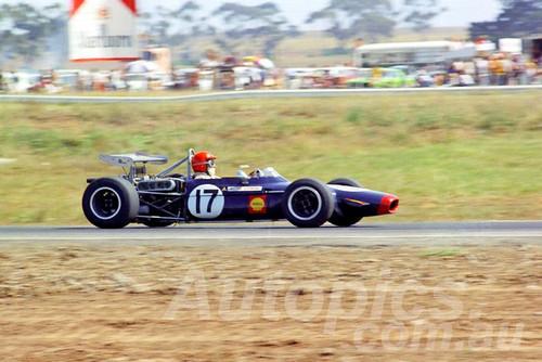 71389 - Frank Curcio, Rennmax - Calder 1971 - Photographer Peter D'Abbs