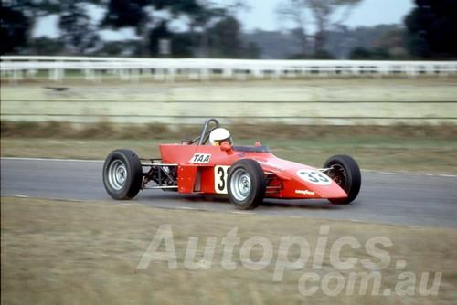 73261 -  Geoffery Brabham Elfin  Formula Ford - Warwick Farm 1974
