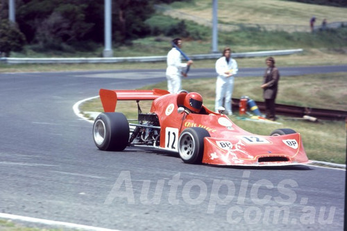 74217 - Chas Talbot, Birrina - Sandown 1974 - Photographer Peter D'Abbs