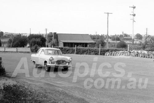 60044 - Dick Rees, Ford Zephyr -1960 ATCC  Gnoos Blas