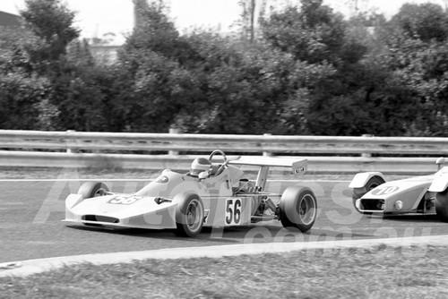 76221 - Vince McLauchlan, Cheetah MK 63 -  Sandown 11th April 1976 - Photographer Peter D'Abbs