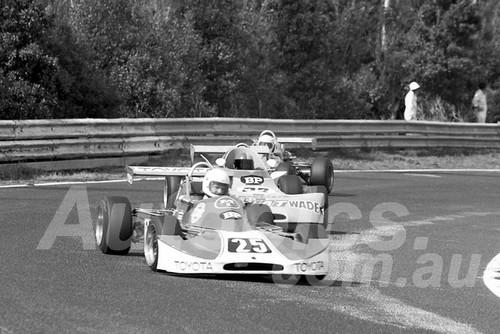 76222 - Peter Macrow, Cheetah MK 5 -  Sandown 11th April 1976 - Photographer Peter D'Abbs
