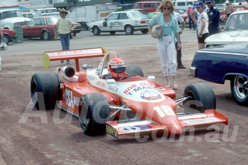84531 - Niki Lauda, Ralt  RT4/85 Ford - Calder 1984 - Photographer Peter Green