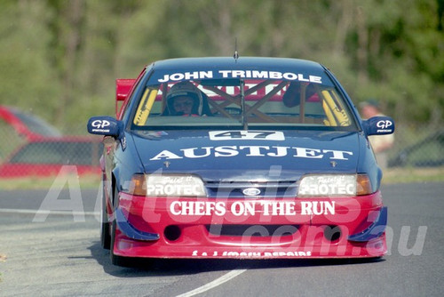 96035 - John Trimbole, Falcon EB - ATCC Lakeside 1996 - Photographer Marshall Cass