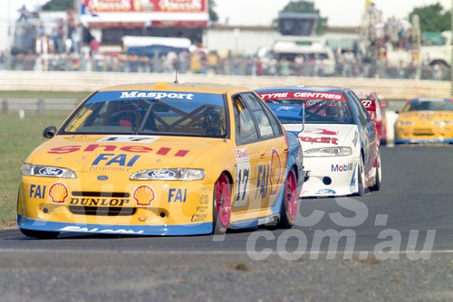96037 - Dick Johnson, Falcon EF - ATCC Lakeside 1996 - Photographer Marshall Cass