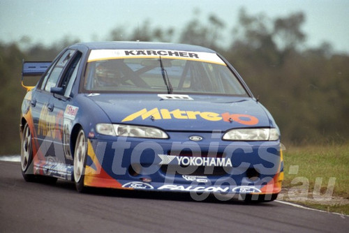 96039 - Mark Larkham, Falcon EF - ATCC Lakeside 1996 - Photographer Marshall Cass