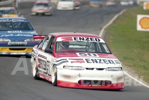 96043 - Peter McLeod, Commodore VR - ATCC Lakeside 1996 - Photographer Marshall Cass