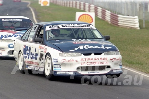 96044 - Greg Crick, Commodore VR - ATCC Lakeside 1996 - Photographer Marshall Cass
