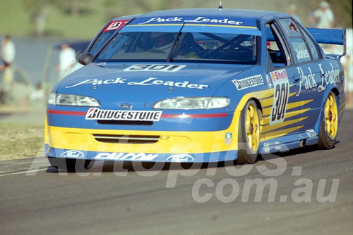 96045 - Alan Jones, Falcon EF - ATCC Lakeside 1996 - Photographer Marshall Cass