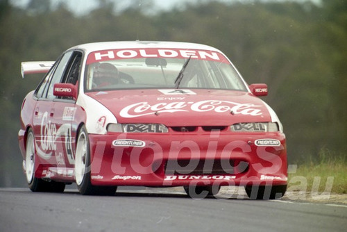 96050 - Wayne Gardner, Commodore VR - ATCC Lakeside 1996 - Photographer Marshall Cass