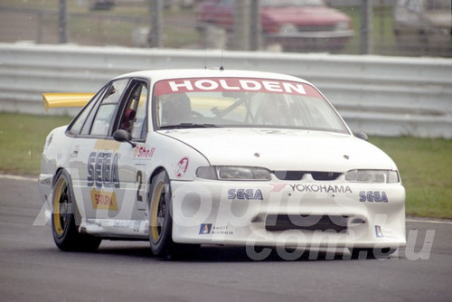 96051 - Mark Skaife, Commodore VR - ATCC Lakeside 1996 - Photographer Marshall Cass
