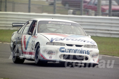 96052 - Steven Richards, Commodore VR - ATCC Lakeside 1996 - Photographer Marshall Cass