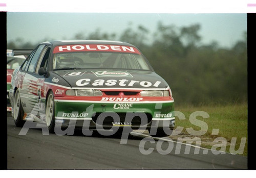96053 - Russell Ingall, Commodore VR - ATCC Lakeside 1996 - Photographer Marshall Cass