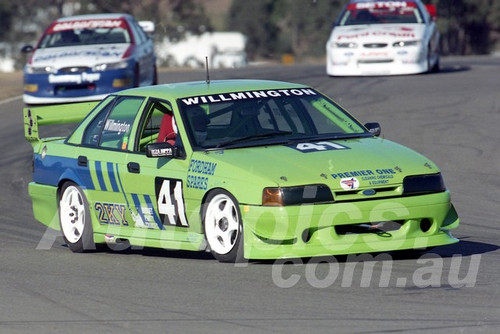 97026 - Garry Willmington, Falcon EB - ATCC Oran Park 1997 - Photographer Marshall Cass