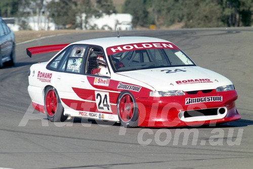 97027 -  Paul Romano, VS Commodore - ATCC Oran Park 1997 - Photographer Marshall Cass