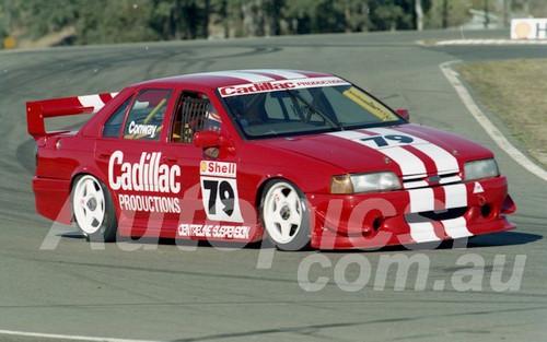 97029 - Mike Conway, Falcon EB - ATCC Oran Park 1997 - Photographer Marshall Cass