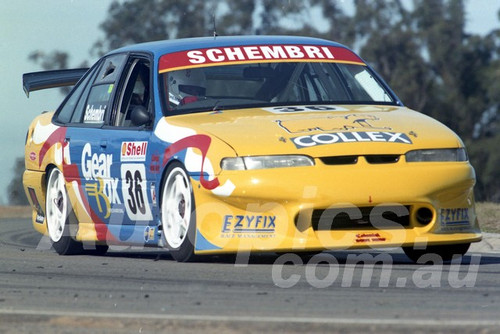 97031 - Neil Schembri, VS Commodore - ATCC Oran Park 1997 - Photographer Marshall Cass