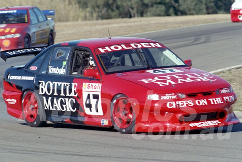 97033 - John Trimbole, VS Commodore - ATCC Oran Park 1997 - Photographer Marshall Cass