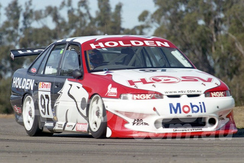 97034 - Stephen White, VS Commodore - ATCC Oran Park 1997 - Photographer Marshall Cass