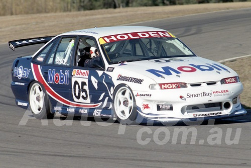 97038 - Peter Brock, VS Commodore - ATCC Oran Park 1997 - Photographer Marshall Cass