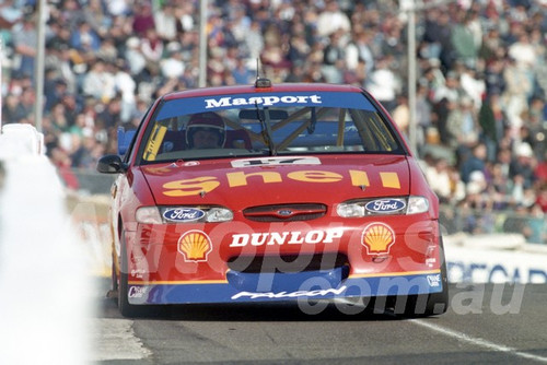 97043 - Dick Johnson, Falcon EL - ATCC Oran Park 1997 - Photographer Marshall Cass