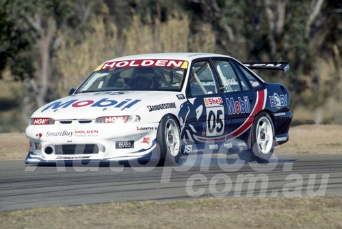 97048 - Peter Brock, VS Commodore - ATCC Oran Park 1997 - Photographer Marshall Cass