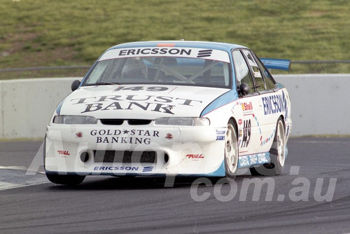 98105 - Dean Crosswell, Commodore VS - ATCC Calder 1998- Photographer Marshall Cass