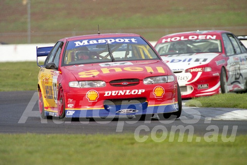 98108 - Dick Johnson, Falcon EL- ATCC Calder 1998- Photographer Marshall Cass