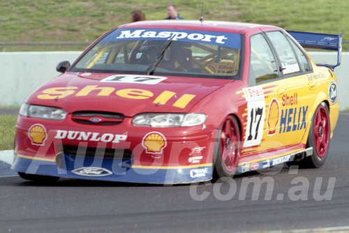 98109 - Dick Johnson, Falcon EL- ATCC Calder 1998- Photographer Marshall Cass