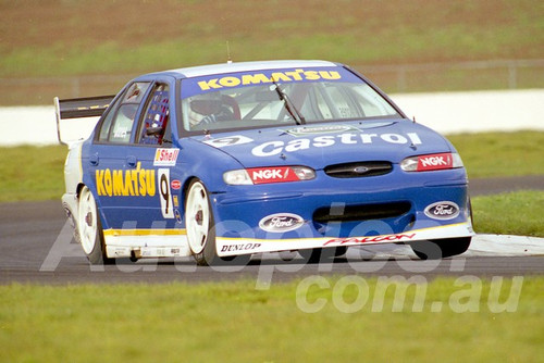 98113 - Alan Jones, Falcon EL- ATCC Calder 1998- Photographer Marshall Cass