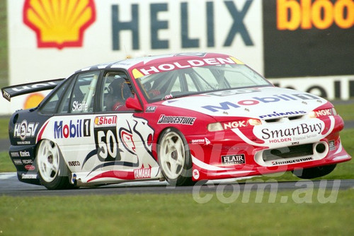 98119 - Mark Skaife, Commodore VT - ATCC Calder 1998- Photographer Marshall Cass